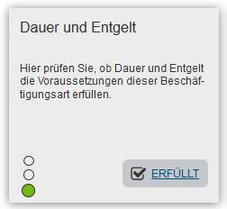 """Bild: Kachel-Status """"Erfüllt"""""""